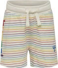 Hummel Rainbow Shorts, Whisper White