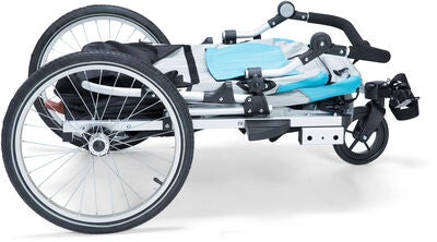 North 13.5 Roadster+ Cykeltrailer, Blue