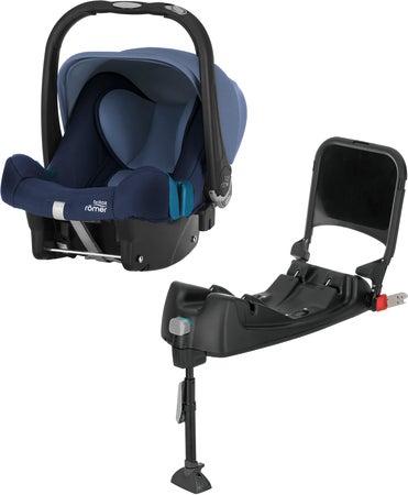 Nye Køb Britax Römer Baby-Safe Plus SHR II Autostol m. ISOfix Base SH-72