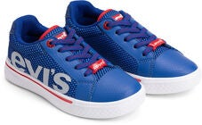 Levi's Future Mega Sneakers, Royal White