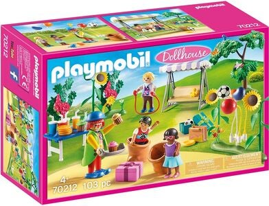 Playmobil 70212 Children's Birthday Party