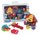 PlayGro Bidering, Rangle & Aktivitetsdyr