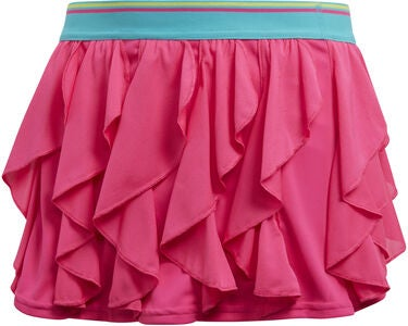 Adidas Girls Frilly Skorts, Pink