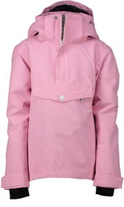Wearcolour Top Anorak Jakke, Orchid