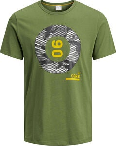 Jack & Jones Lazer T-Shirt, Winter Moss