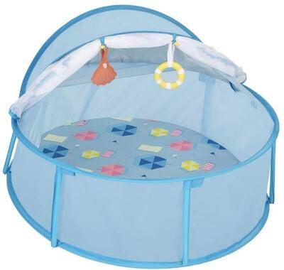 Køb Babymoov UV Telt Anti UV Parasol, Blå | Jollyroom