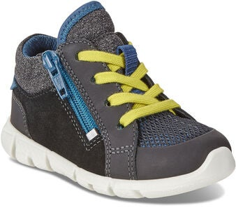 ECCO Intrinsic Mini Sneakers, Black
