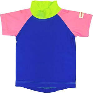 ImseVimse UV T-shirt, Pink/Blue/Green