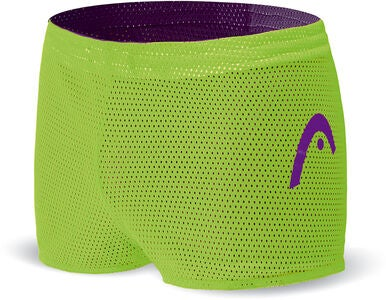 HEAD Drag Suit Badeshorts, Lilla/Lime