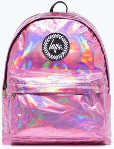 HYPE Rygsæk, Pink Holographic