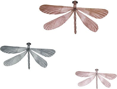 That's Mine Wallsticker Dragonflies 3-Pak