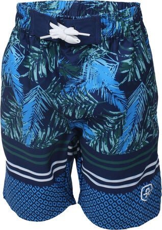 Color Kids Engolf Strandshorts, Estate Blue