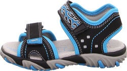 Superfit Mike2 Sandaler, Black/Blue