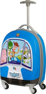 Samsonite Toy Story Rejsekuffert 20,9L, Blue