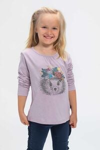 Luca & Lola Martina Bluse 2-pack, Purple
