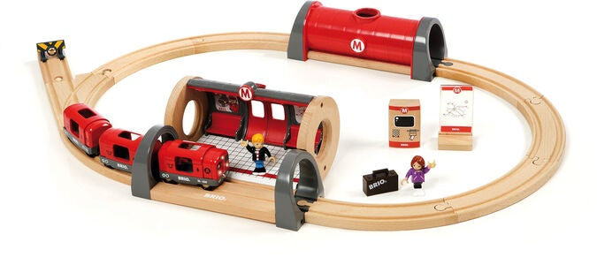 BRIO World 33513 Togbane Metro