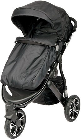 Moweo Curro Lux 3, Black