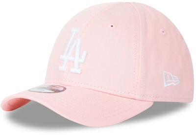New Era League Essential 9FORTY KIDS LOS Kasket, Pink Lemonad/White