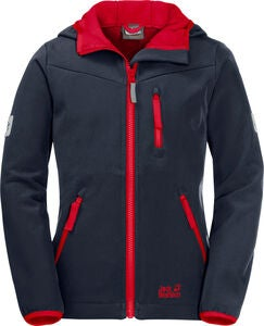 Jack Wolfskin Whirlwind Jakke, Night Blue