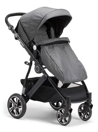 Moweo Curro Lux 4, Grey