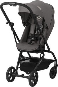 Cybex Eezy S Twist+ Klapvogn, Manhattan Grey