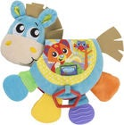 PlayGro Musical Clip Clop Teether Book Bidelegetøj