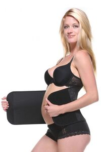 Belly Bandit Original Belly Wrap, Sort