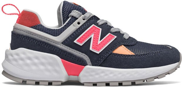 New Balance 547 Kids Sport Sneakers, Navy