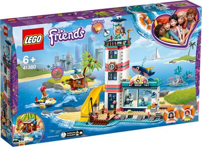 LEGO Friends 41380 Fyrtårn m. Redningscenter