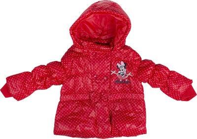 5ae80b4a339 Køb Disney Minnie Mouse Jakke, Rød   Jollyroom