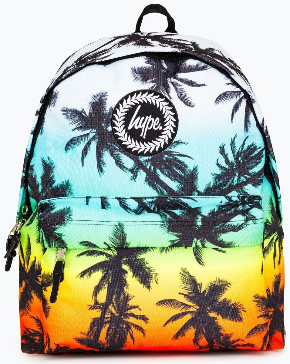 HYPE Rygsæk, Palm Tree Fade