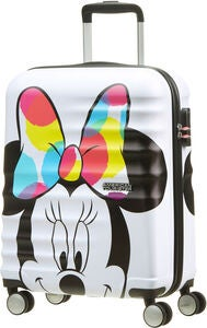 American Tourister Rejsekuffert Minnie Mouse, Hvid