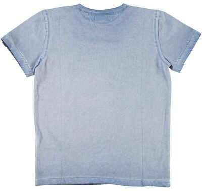 Name it Kids T-shirt Oslo, Blue Shadow