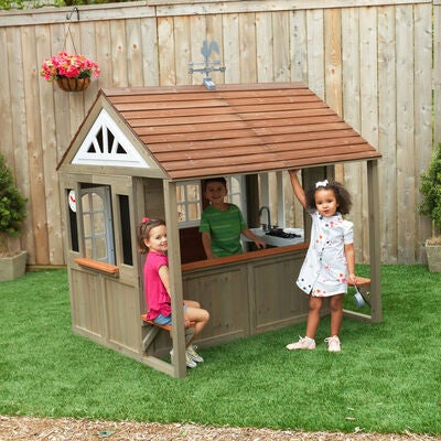 KidKraft Country Vista Legehus