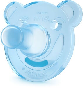 Philips Avent Sut 0-3 m 2-pak, Blue/Green