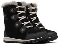 Sorel Children's Whitney Støvler, Black/Dark Stone