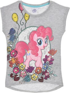My Little Pony T-Shirt, Lysegrå