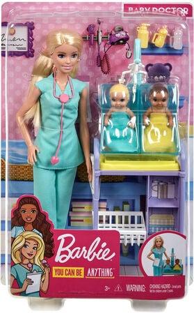 Gravid Barbie Dukke