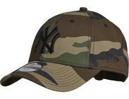 New Era 9Forty Kids Kasket Essential 940, Woodland Camo