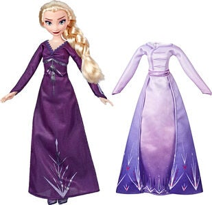 Disney Frozen 2 Doll And Fashion Elsa