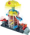 Hot Wheels City Legesæt Super Fire House Rescue