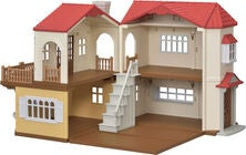 Sylvanian Families Legesæt Red Roof Country Home