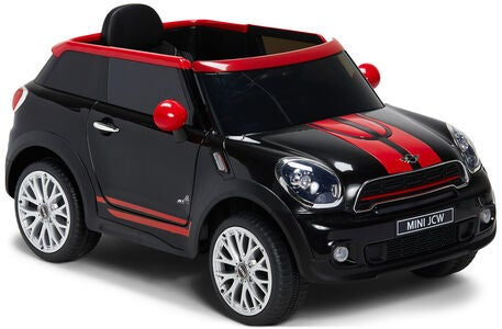 Mini Cooper Elbil, Sort