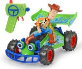 Toy Story Fjernstyret Buggy m. Woody