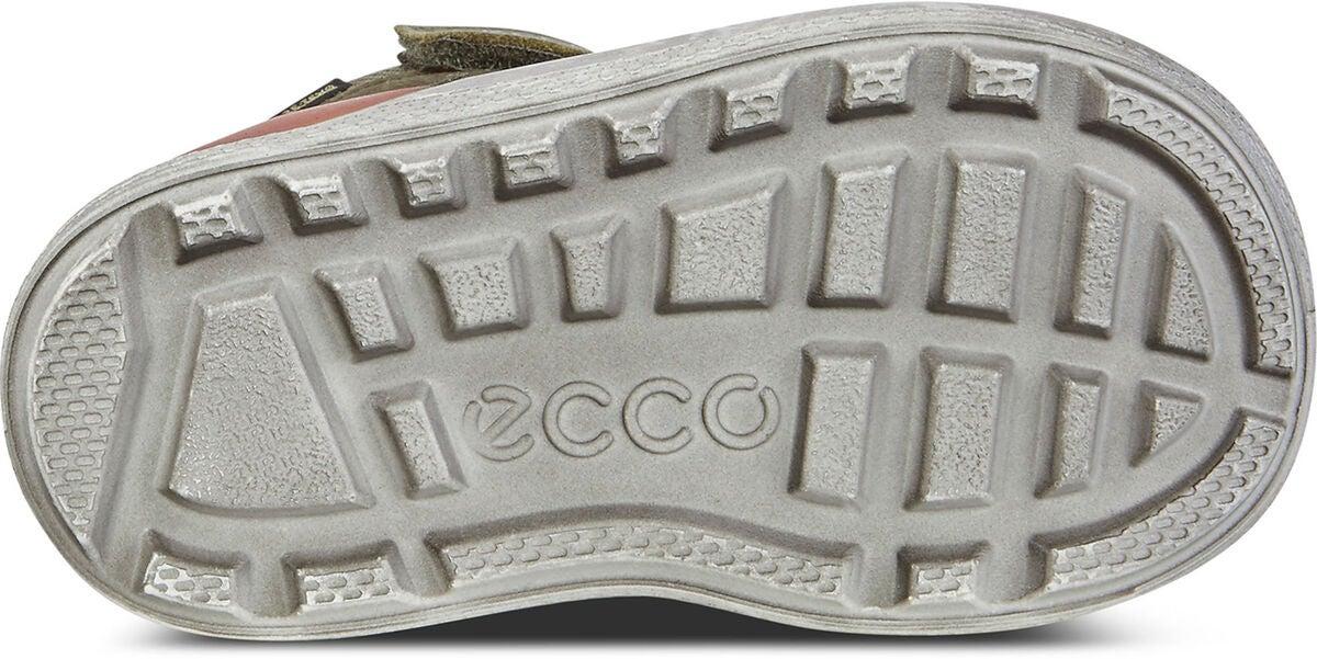 ad9dc624892 Køb ECCO Urban Mini Støvler, Black/Grape Leaf   Jollyroom