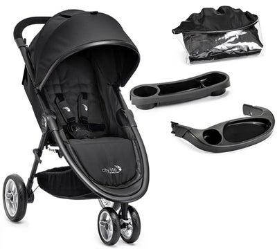 Baby Jogger City Lite Tilbehor Black