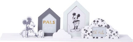 Disney Mickey Mouse Reol m. Rammer, Mint/White