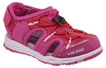 Viking Thrill II Sandaler, Magenta/Red
