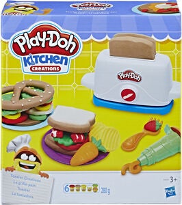 Play-Doh Kitchen Creations Brødrister