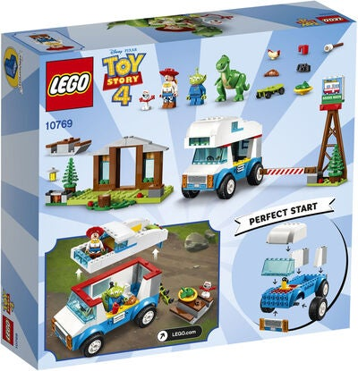 LEGO Toy Story 4 10769 Autocamperferie
